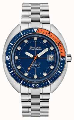 Bulova | édition limitée | océanographe diable plongeur | automatique | 96B321