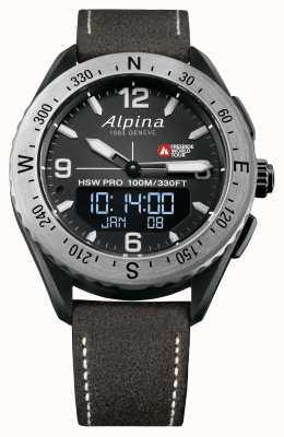Alpina | tour du monde freeride mens smartwatch édition limitée | AL-283FWT5SAQ6