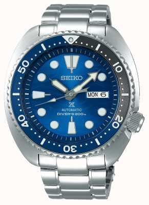 Seiko | prospex | sauver l'océan | tortue automatique | plongeur | SRPD21K1