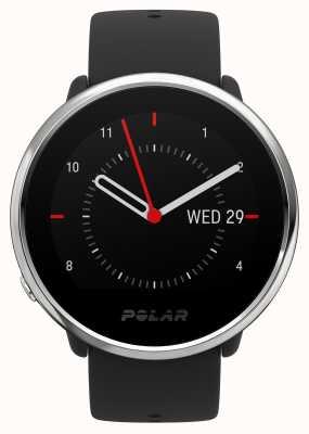 Polar | s'enflammer | activité et tracker hr | caoutchouc noir | m / l | 90071063