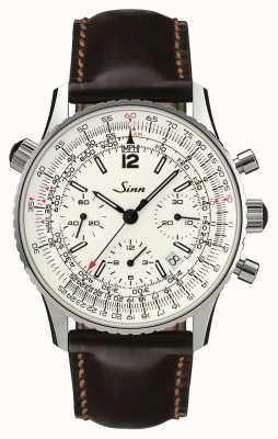 Sinn 903 st silver le chronographe de navigation 903.042