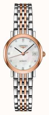 Longines | collection élégante | 25.5mm femmes | suisse automatique | L43095877