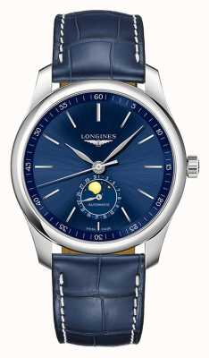 Longines Master collection | moonphase | hommes | automatique suisse | L29094920