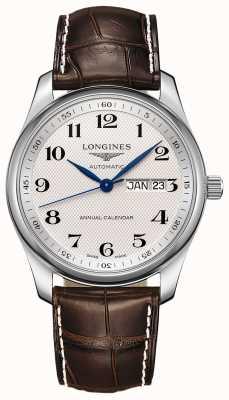 Longines Collection Master | calendrier annuel | automatique suisse pour homme L29104783