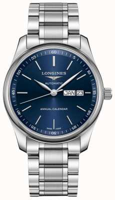 Longines Master collection | calendrier annuel | homme suisse automatique L29104926