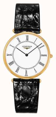 Longines Or 18 carats | femmes 23 mm | collection du patrimoine agassiz L41916110