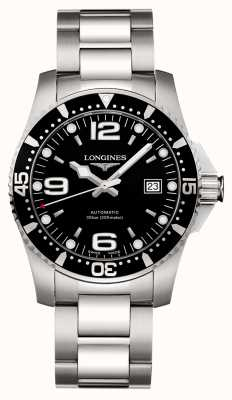 Longines | sport d'hydroconquest | 41mm hommes | suisse automatique | L37424566