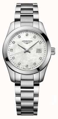 Longines | conquête classique | des femmes | Quartz suisse L22864876