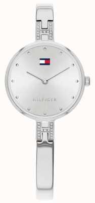 Tommy Hilfiger Kit | bracelet en acier inoxydable | cadran argenté | 1782137