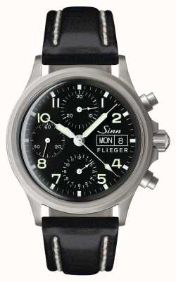 Sinn Chronographe traditionnel 356 pilotes 356.020