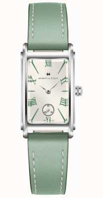 Hamilton Bracelet ardmore classique quartz américain couleur menthe H11221014