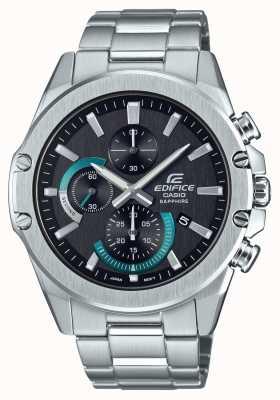 Casio | édifice | classique | chronographe | bracelet en acier | EFR-S567D-1AVUEF