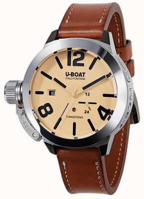 U-Boat Classico 45 tungsteno comme 2 (movelock) 8071