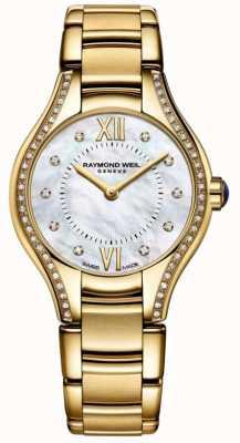 Raymond Weil | femmes | noémie | diamant | bracelet pvd or 5124-PS-00985