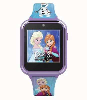 Disney Frozen | smartwatch | bracelet en silicone | FZN4151