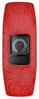 Garmin Vivofit jr. 2, homme araignée, rouge 010-01909-16