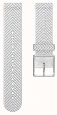 Polar | bracelet en tissu ignite uniquement | chevron blanc s / m 91080475