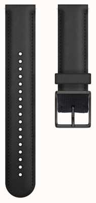 Polar | bracelet en cuir enflammé uniquement | noir m / l 91080478