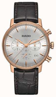 Rado Coupole chronographe à quartz classique R22911125