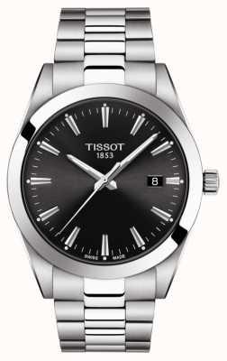 Tissot | monsieur | bracelet en acier inoxydable | cadran noir | T1274101105100