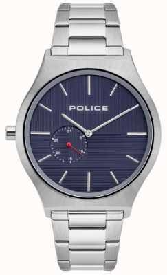 Police | les orkneys des hommes | bracelet en acier inoxydable | cadran marine | 15965JS/03M