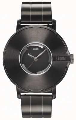 STORM | caméra v6 ardoise | édition limitée | bracelet en acier 47463/SL