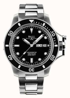 Ball Watch Company Hydrocarbure d'ingénieur pour hommes | original | automatique en acier inoxydable DM2118B-SCJ-BK