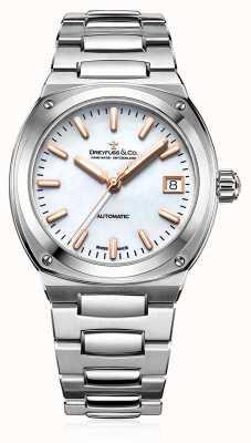 Dreyfuss Femmes | automatique | bracelet en acier inoxydable | DLB00154/41