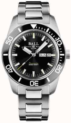 Ball Watch Company | ingénieur master ii | patrimoine skindiver | DM3308A-SC-BK