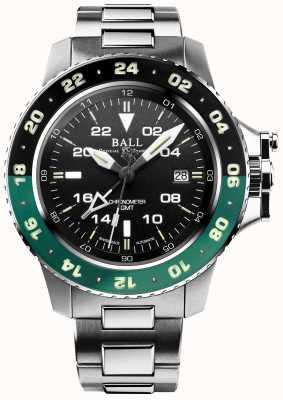 Ball Watch Company | ingénieur hydrocarbure | aérogmt ii | DG2018C-S11C-BK