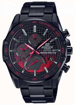 Casio | édifice | honda racing | bluetooth solaire | montre intelligente | EQB-1000HR-1AER