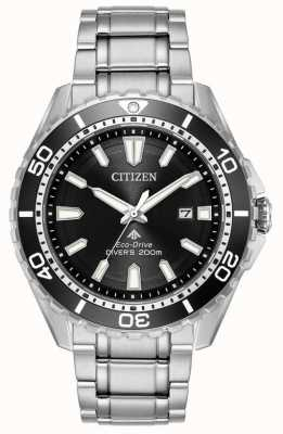 Citizen Eco-drive promaster divers wr200 | acier inoxydable | BN0190-82E