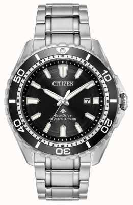 Citizen Eco-drive promaster divers wr200 | acier inoxydable | BN0190-82E