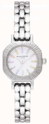 Olivia Burton | bracelet en argent arc-en-ciel | bracelet en acier inoxydable | OB16CC52