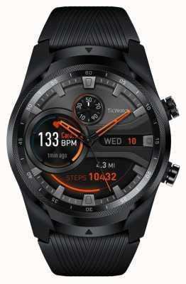 TicWatch Pro 4g lte esim | noir | montre intelligente wearos PRO4G-WF11018-136247