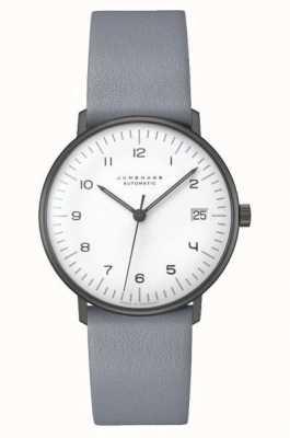 Junghans Facture max automatique | 34mm noir et blanc 027/4006.04