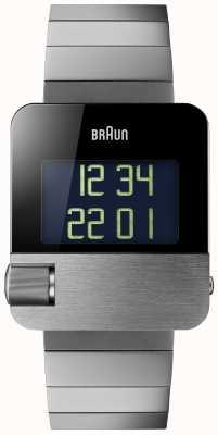 Braun Hommes | prestige | numérique | bracelet noir BN0106BKBTG