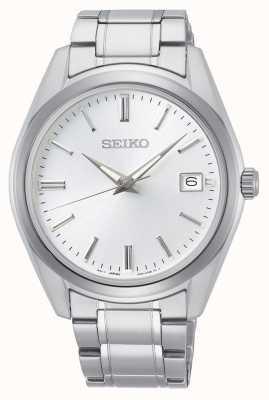 Seiko | quartz hommes conceptuels | bracelet en acier inoxydable | SUR307P1