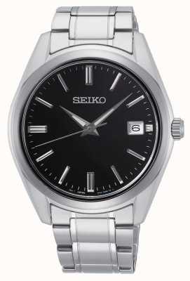 Seiko | quartz hommes conceptuels | bracelet en acier inoxydable | SUR311P1