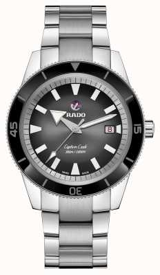 Rado Cadran noir automatique `` Captain Cook '' XL R32105153