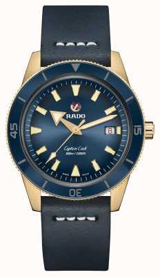 RADO XL 'Captain Cook' Bronze Automatique R32504205