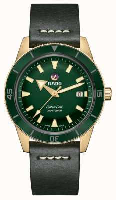 Rado XL 'Captain Cook' Bronze Automatique R32504315