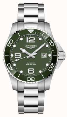 Longines Hydroconquest 43mm | cadran vert | acier inoxydable L37824066