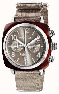Briston Clubmaster classique | chronographe | 19140.SA.T.30.NT