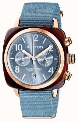 Briston Clubmaster classique | chronographe | 19140.PRA.T.25.NIB