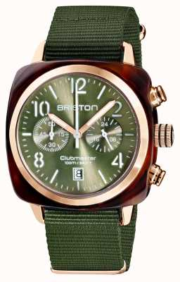 Briston Clubmaster classique | chronographe | 19140.PRA.T.26.NOL