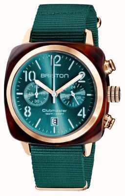 Briston Clubmaster classique | chronographe | 19140.PRA.T.27.NE