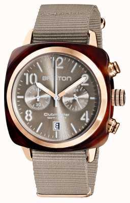 Briston Clubmaster classique | chronographe | 19140.PRA.T.30.NT