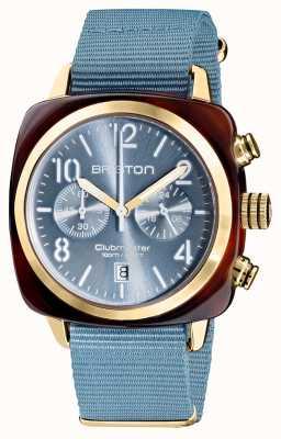 Briston Clubmaster classique | chronographe | 19140.PYA.T.25.NIB