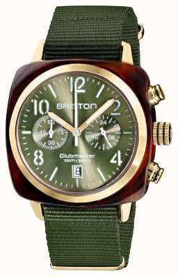 Briston Clubmaster classique | chronographe | 19140.PYA.T.26.NOL